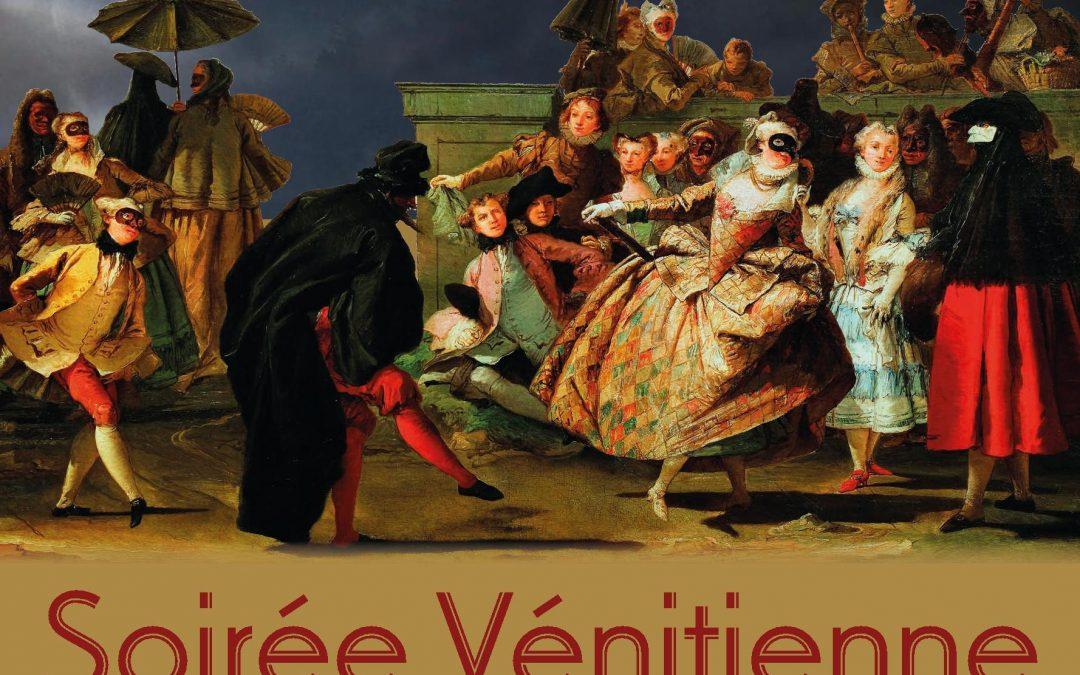 Soirée Vénitienne la Ronde des Arts en Morvan