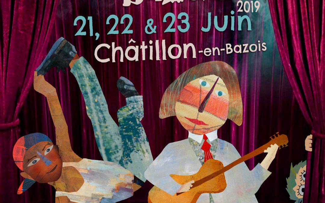 Festival les P'tites Scènes du Bazois à Châtillon-en-Bazois
