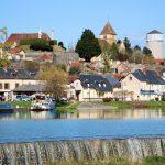 Visite historique de Cercy-la-Tour