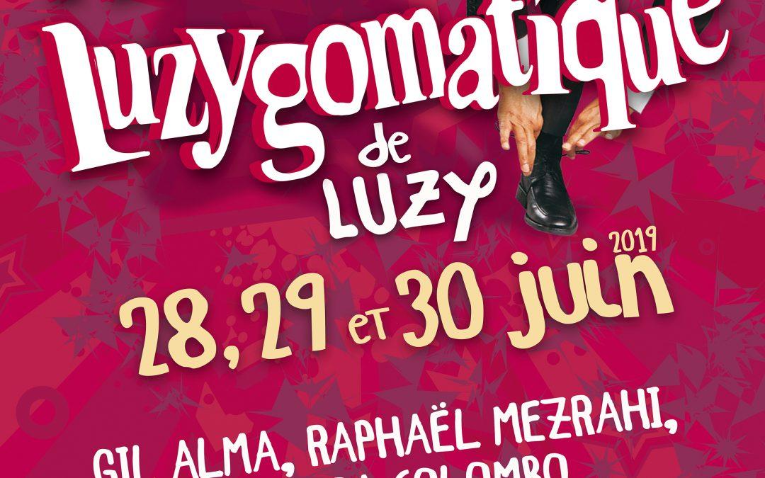 Festival de l'humour LUZYGOMATIQUE
