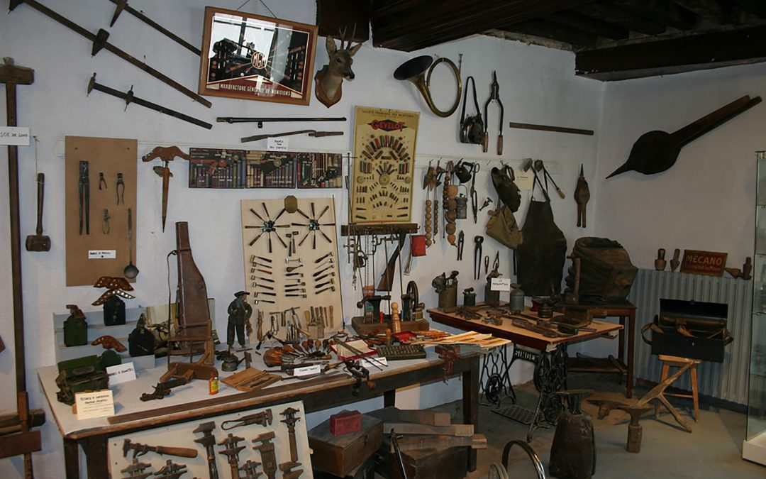 Visite du Musée des Outils et Traditions