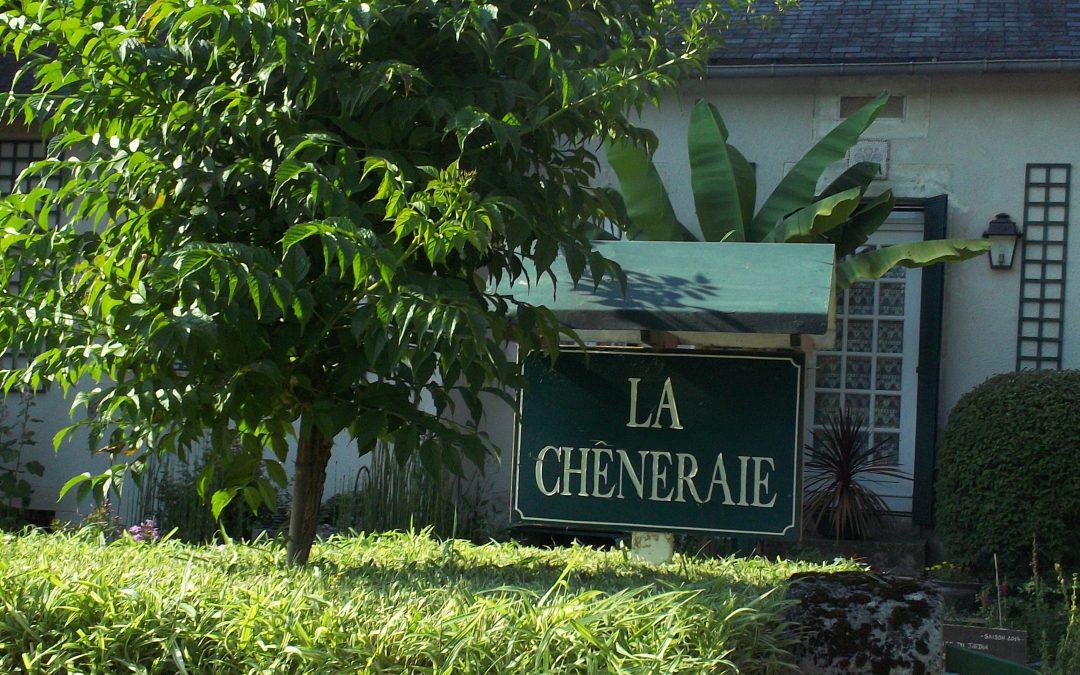 Visite du jardin de la Chêneraie à Limanton