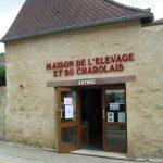 Visite du Musée de l'Elevage et du Charolais et du Marché au Cadran à Moulins-Engilbert