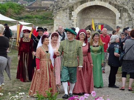 Fête Médiévale du Vieux Château à Moulins-Engilbert