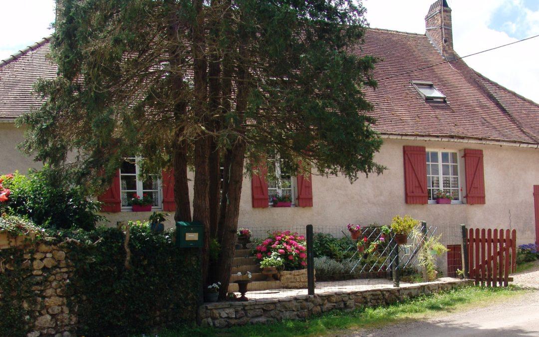 Chambres d'hôtes la Griaude – Chez Philippe et Eliane