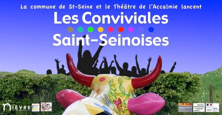 Les Conviviales Saint-Seinoises
