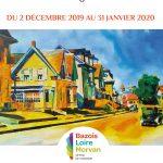 Exposition de Jean-Pierre Morlin à Moulins-Engilbert