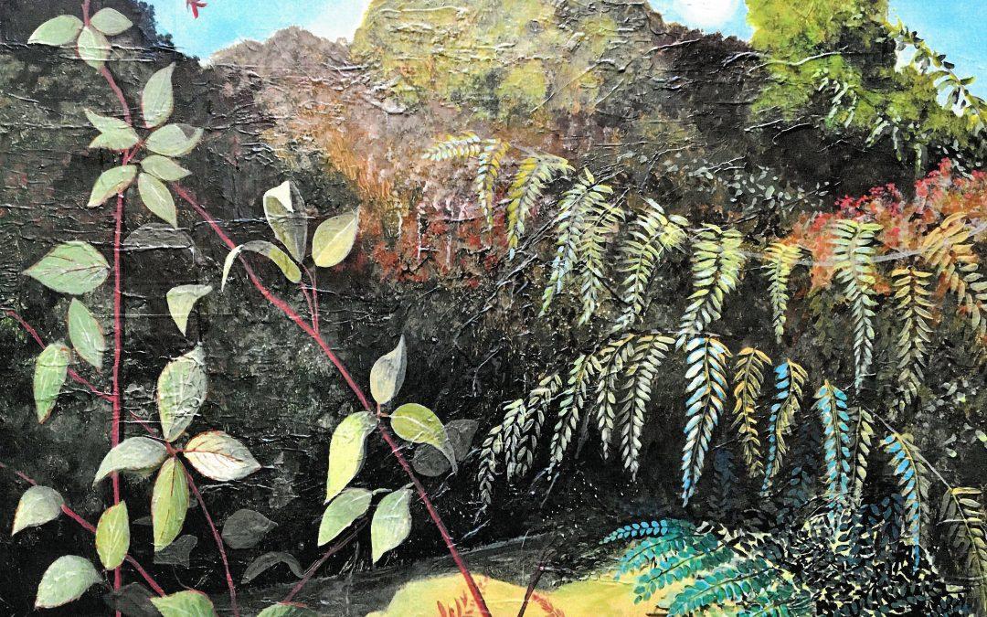 Exposition de Claude-André Laffaye à Moulins-Engilbert