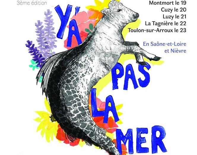 Festival Y'a pas la Mer à Luzy