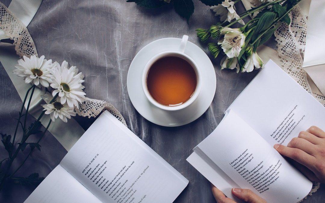 Café-livre «Les mots gourmands de la belle dame»